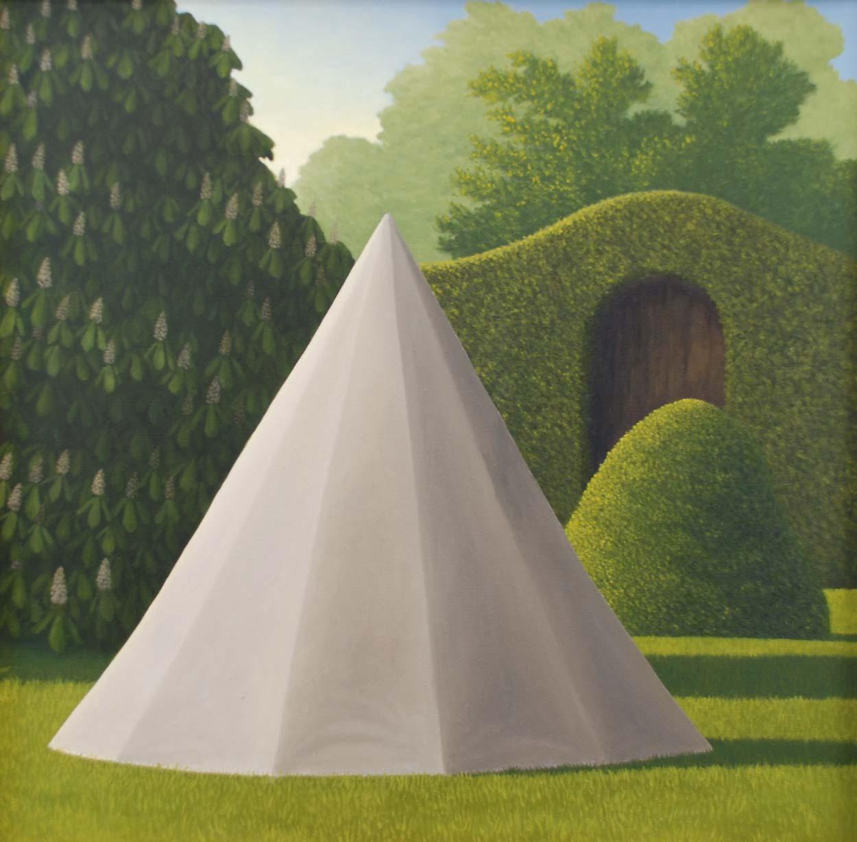Tent in Garden & Tent in Garden - Portico